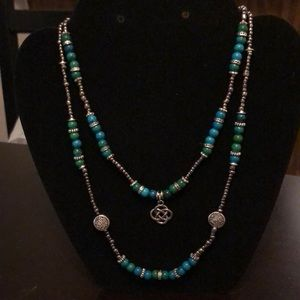 Handmade Multi-layer Bead Necklace